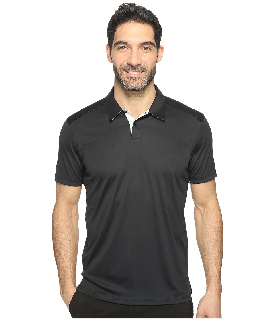 Oakley - Divisonal Polo (Blackout) Men's Clothing
