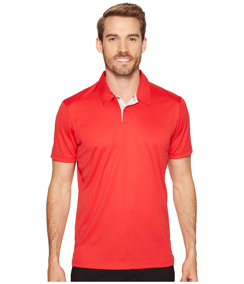 Oakley - Divisional Polo (Red Line) Men's Clothing