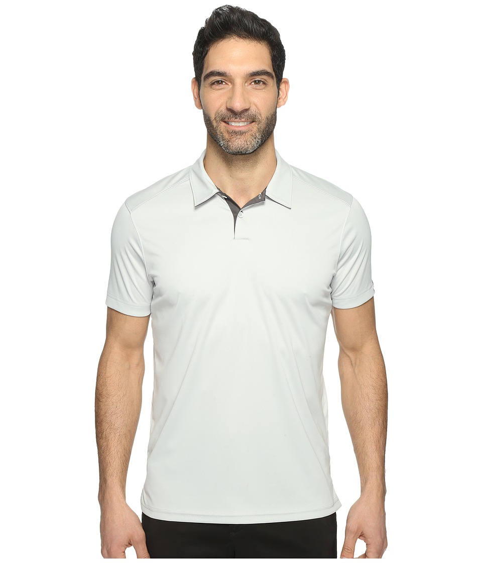 Oakley - Divisonal Polo (Light Grey) Men's Clothing