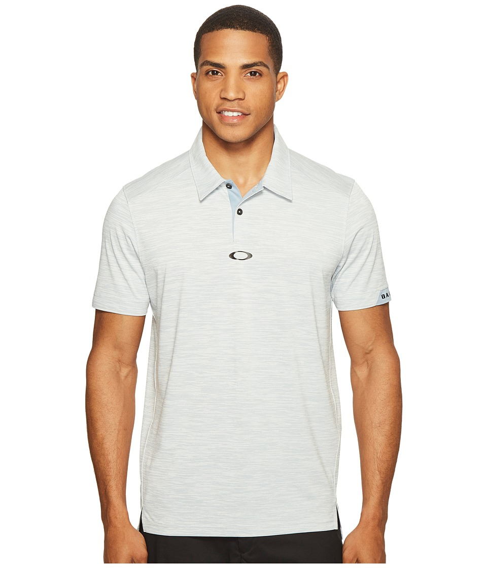 Oakley - Gravity Polo (Agate) Men's Clothing