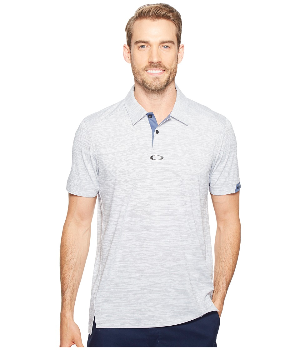 Oakley - Gravity Polo (Blue Indigo) Men's Clothing