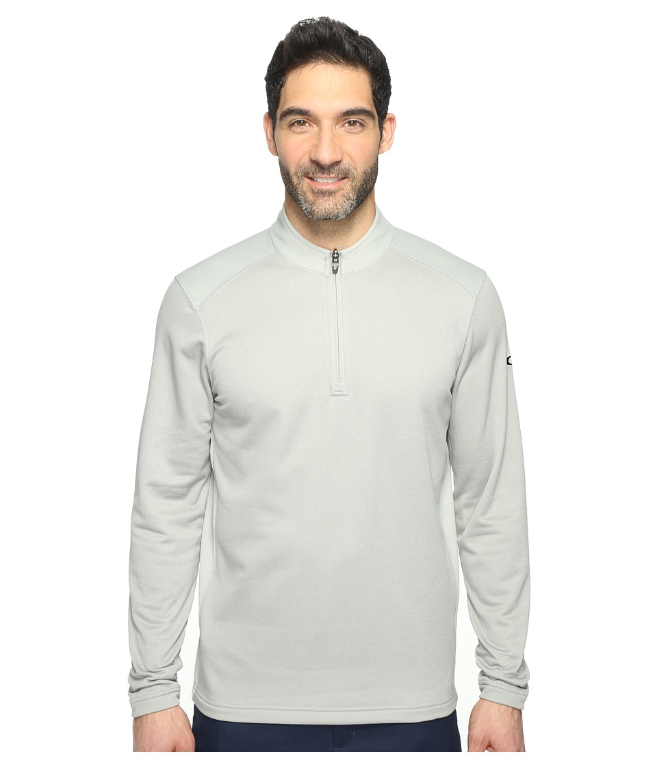 Oakley - Range Pullover (Stone Gray) Men's Clothing