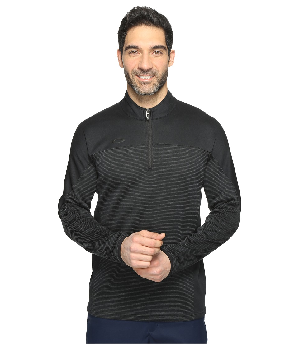 Oakley - Gridlock Pullover (Blackout) Men's Clothing