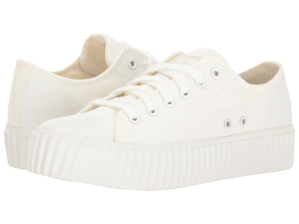 Coolway Britney (White Canvas) Women