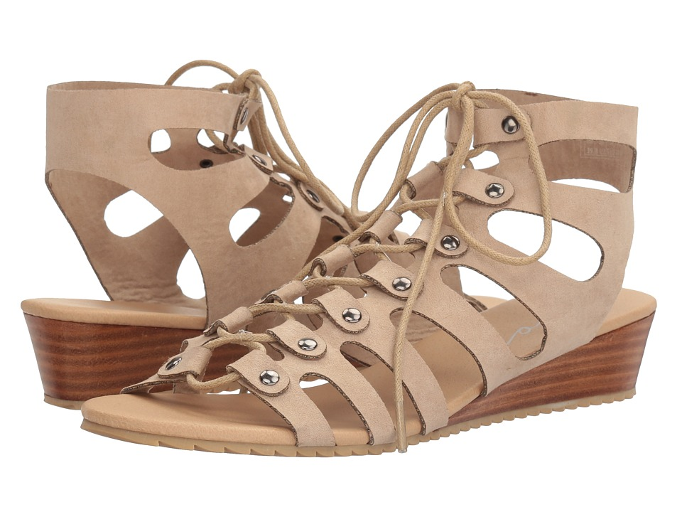 Coolway - Caldas (Beige PU) Women's Shoes