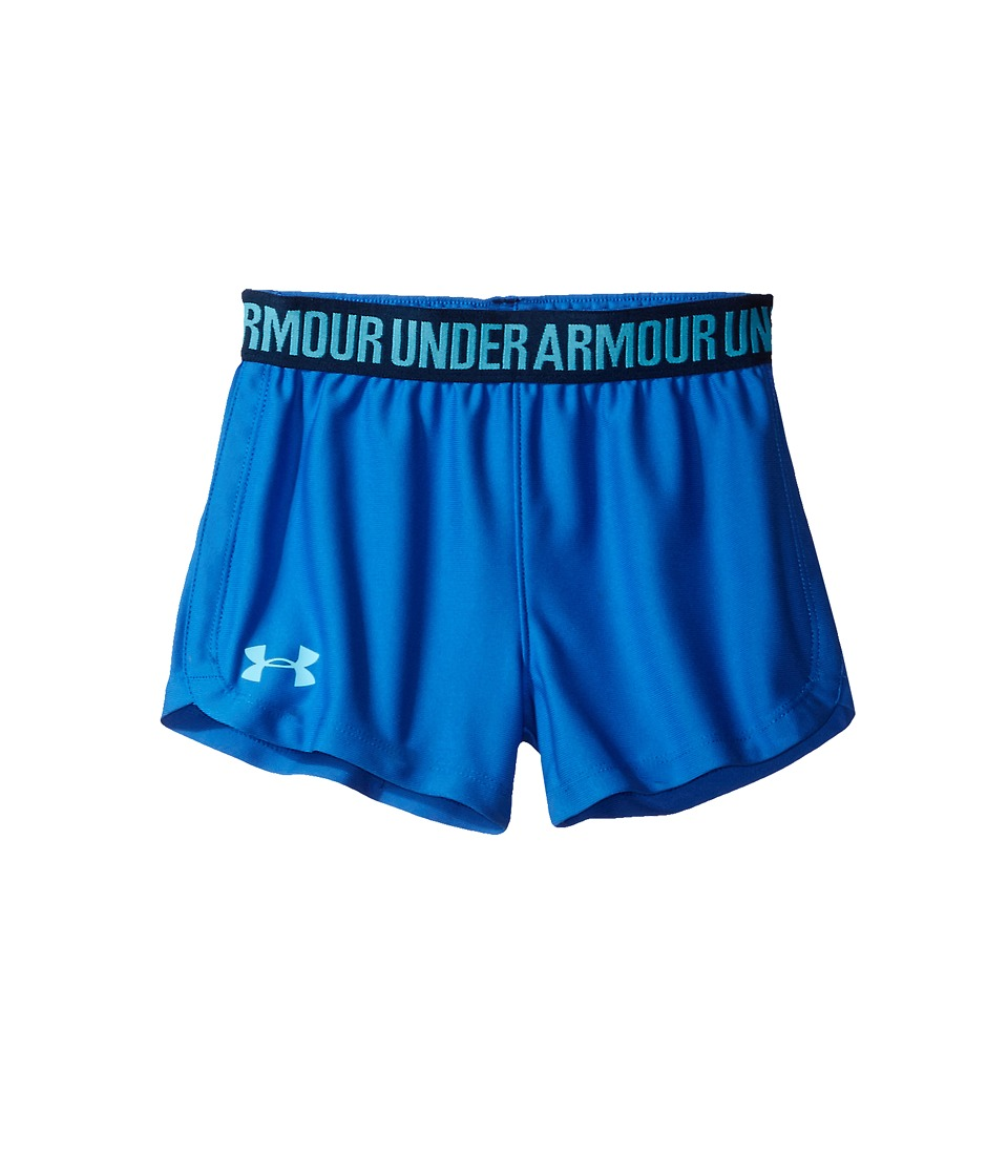 Under Armour Kids - Play Up Shorts (Toddler) (Mediterranean) Girl's Shorts
