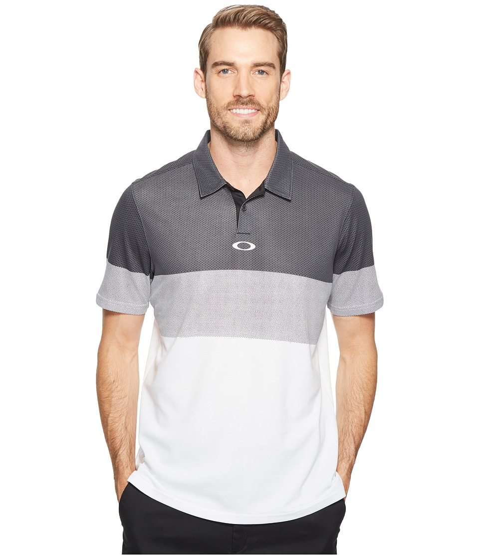 Oakley - Premier Urban Polo (Blackout) Men's Clothing