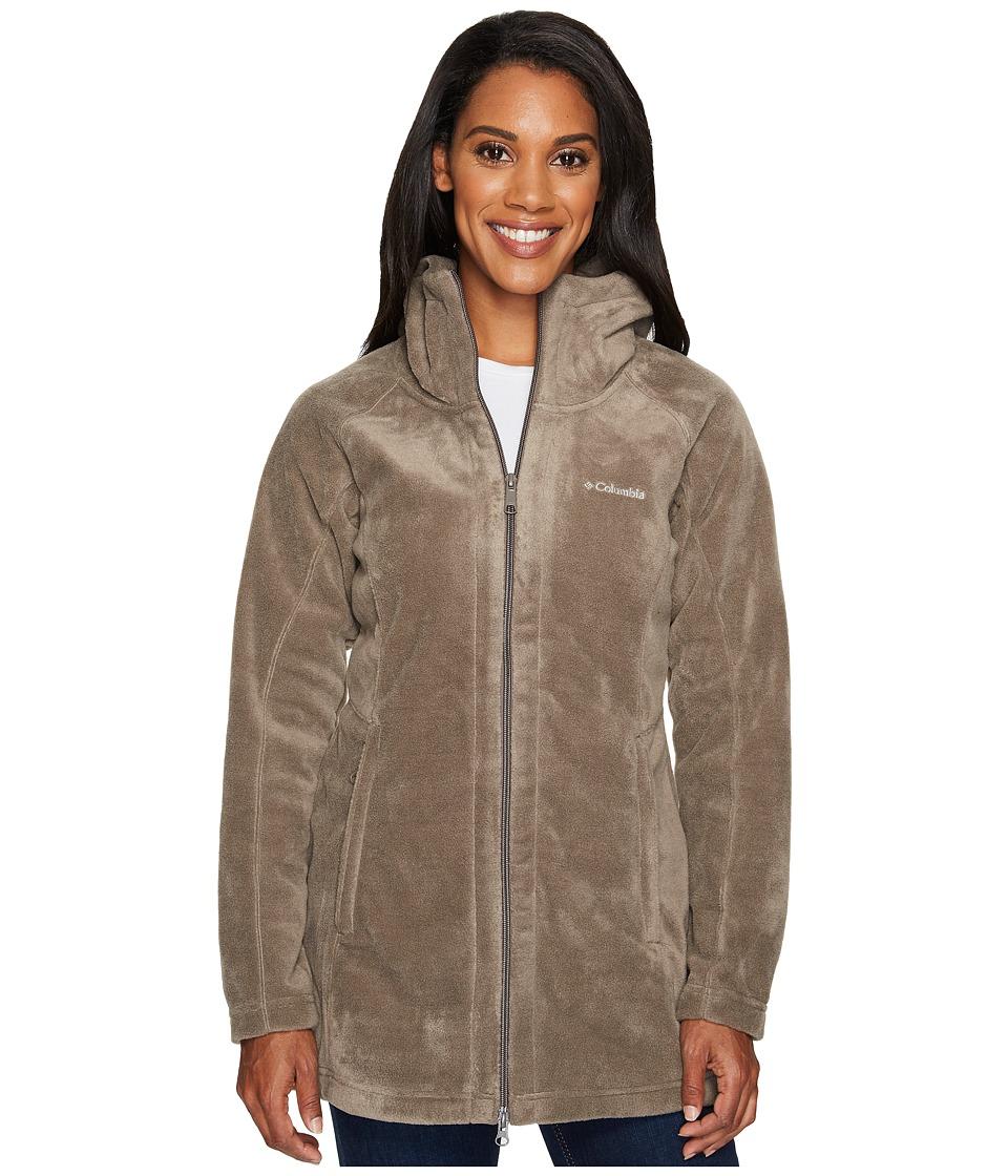 Columbia - Benton Springstm II Long Hoodie (Major) Women's Coat