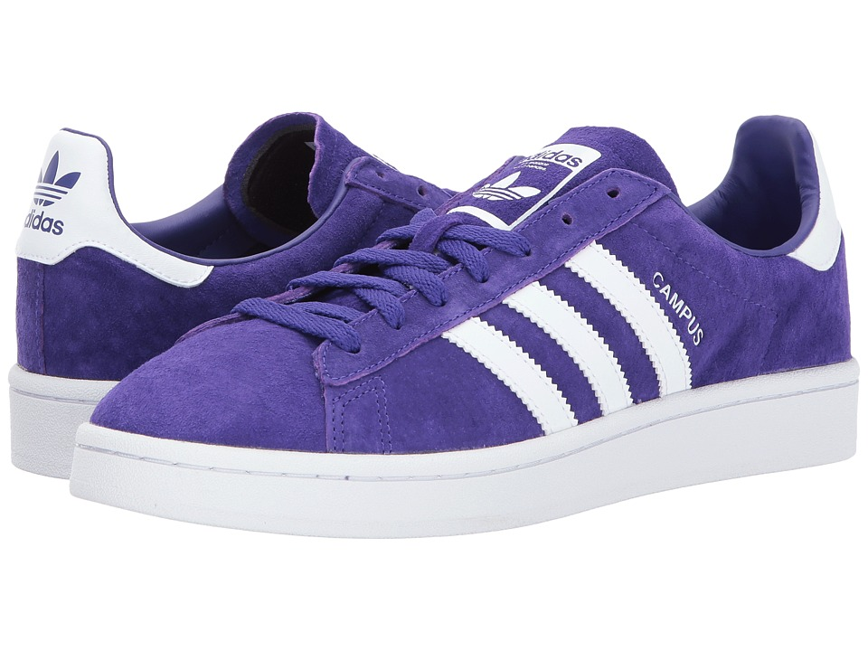 adidas Originals - Campus (Energy Ink/White/Crystal White) Men's Classic Shoes