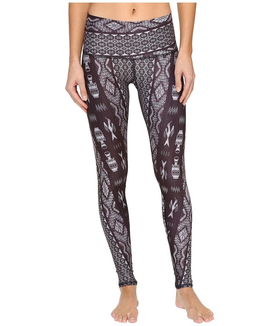 teeki - Diamond Tribe Hot Pants (Charcoal) Women's Casual Pants