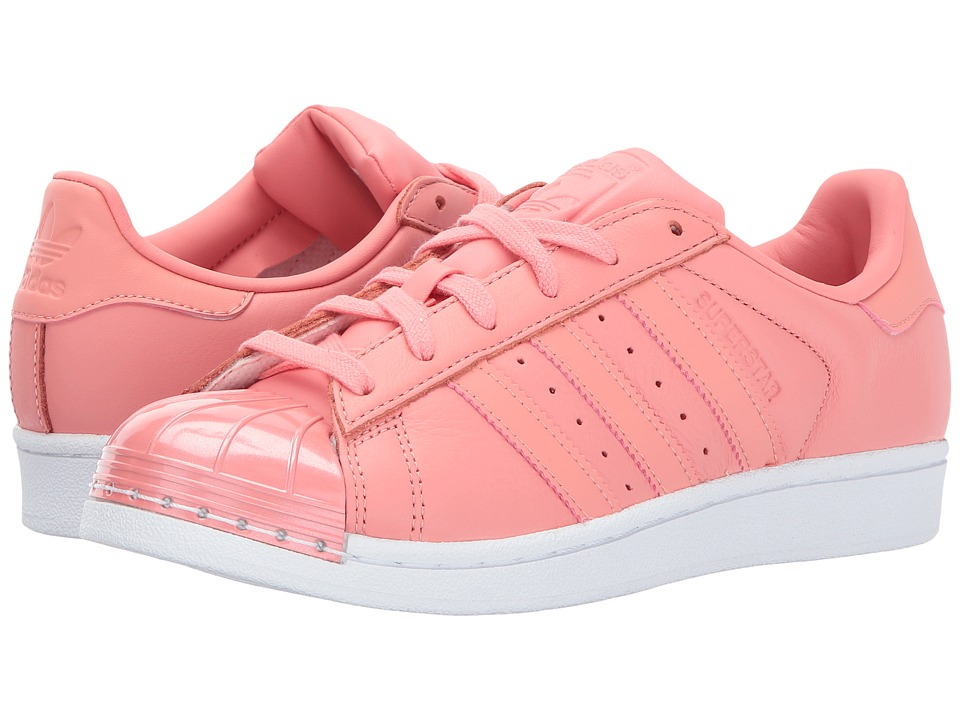 adidas Originals Superstar Metal Toe (Tactile Rose/White) Women