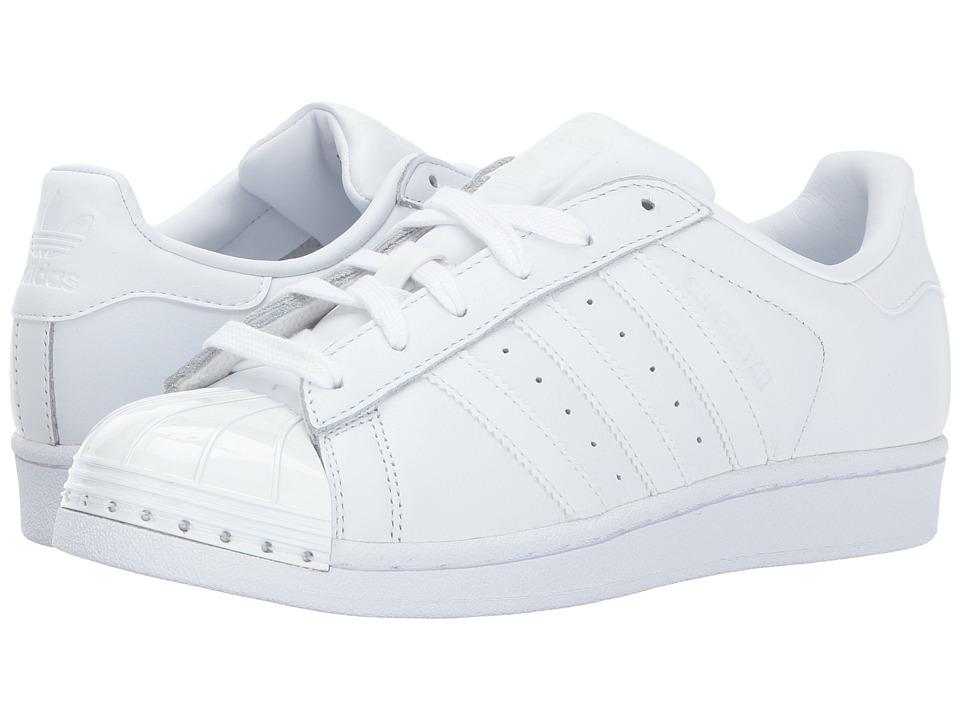 adidas Originals Superstar Metal Toe (White/Black) Women