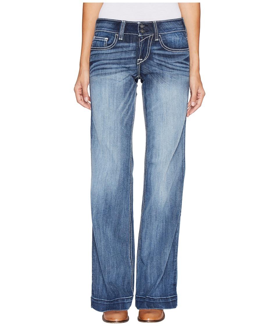 Ariat - Trouser Sophia in Moonshine (Moonstone) Women's Jeans