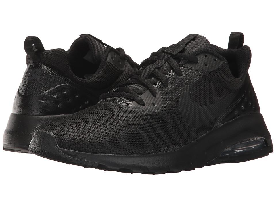 Nike Kids Air Max LW (Big Kid) (Black/Black/Black) Boys Shoes
