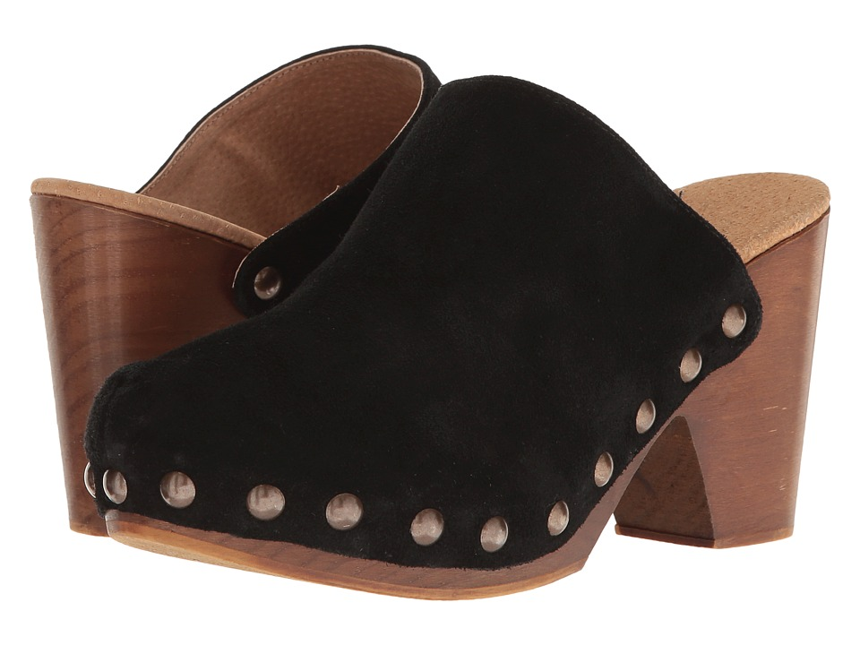 Free People - Ring Leader Clog (Black) Women's Clog Shoes