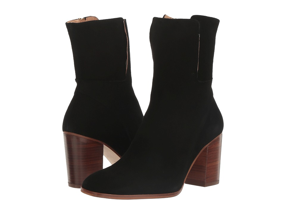 Free People - Breakers Heel Boot (Black) Women's Boots
