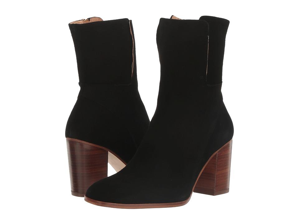 Free People Breakers Heel Boot (Black) Women