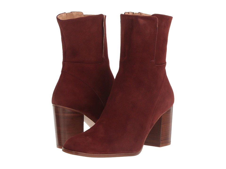 Free People - Breakers Heel Boot (Brown) Women's Boots