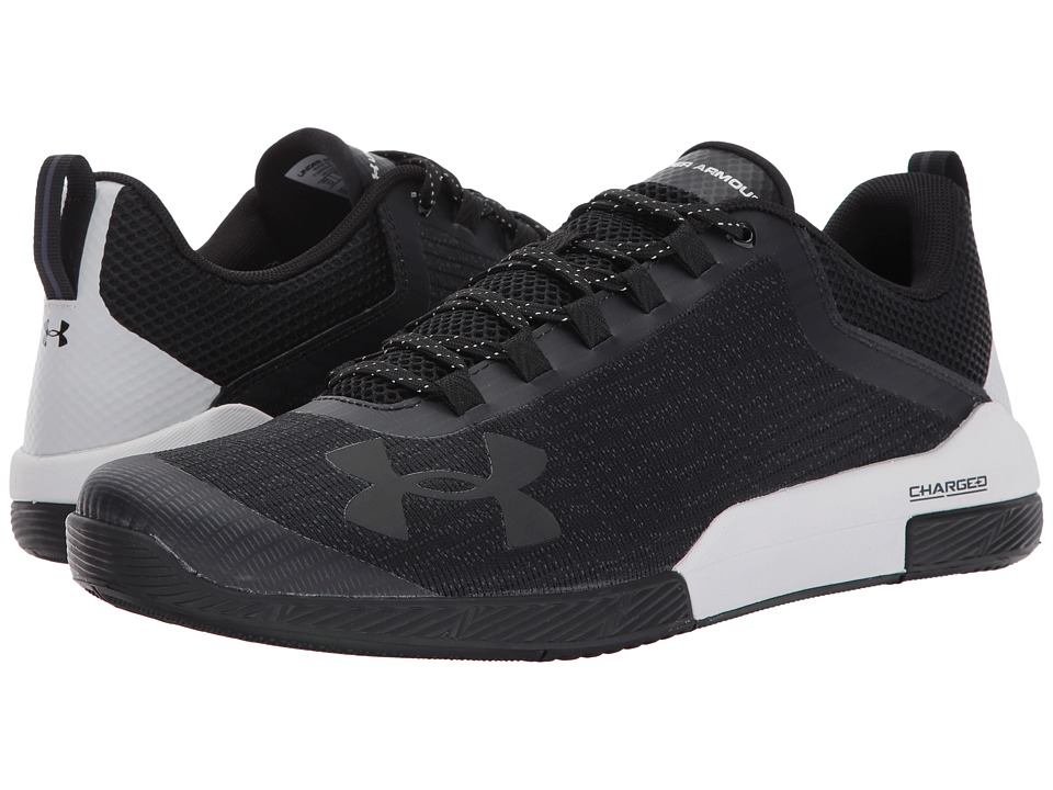 Under Armour - UA Charged Legend TR (Black/Glacier Gray/Black) Men's Cross Training Shoes