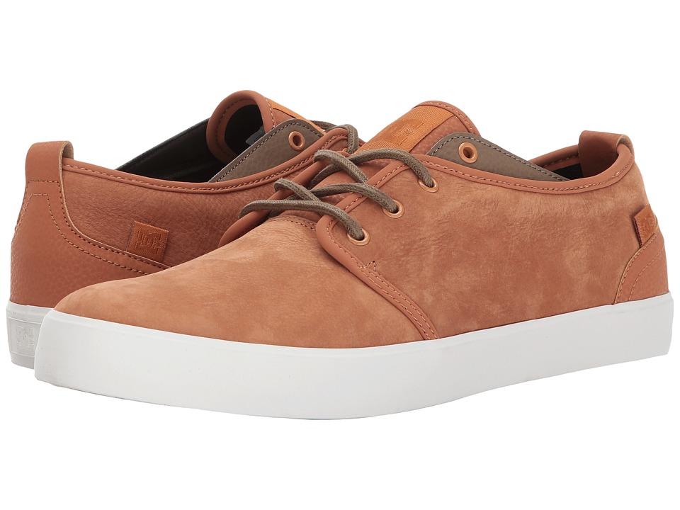 DC - Studio 2 LE (Olive) Men's Skate Shoes