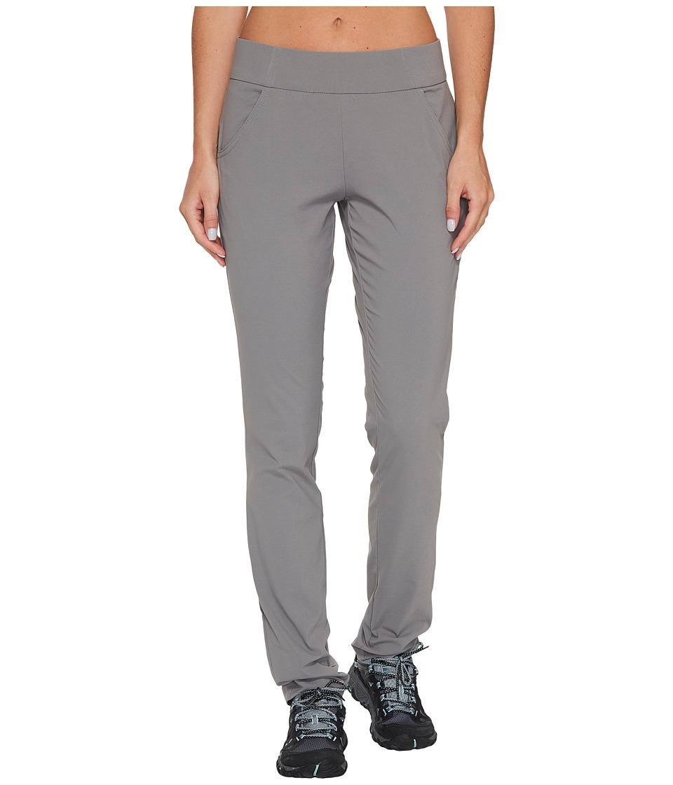Columbia - Anytime Casual Pull-On Pants (Boulder) Women's Casual Pants