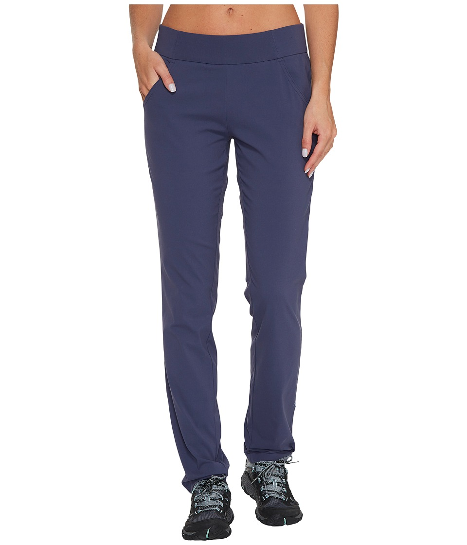 Columbia - Anytime Casual Pull-On Pants (Nocturnal) Women's Casual Pants