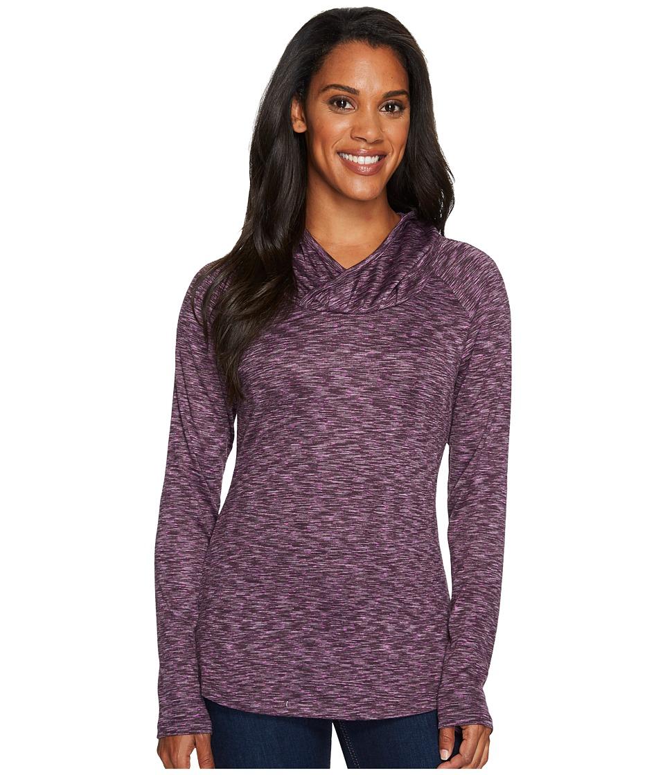 Columbia - OuterSpacedtm III Hoodie (Dusty Purple) Women's Sweatshirt