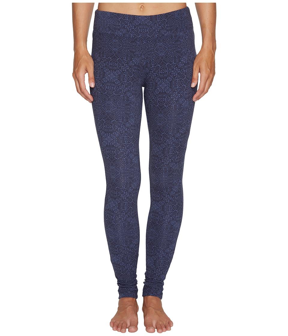 Columbia - Anytime Casual II Printed Leggings (Nocturnal Snowflake) Women's Casual Pants