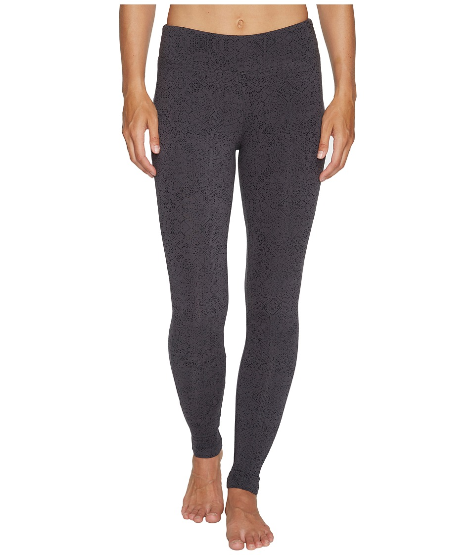 Columbia - Anytime Casual II Printed Leggings (Shark Snowflake) Women's Casual Pants