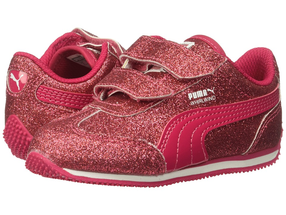 Puma Kids Whirlwind Glitz V (Toddler) (Love Potion/Love Potion) Girls Shoes