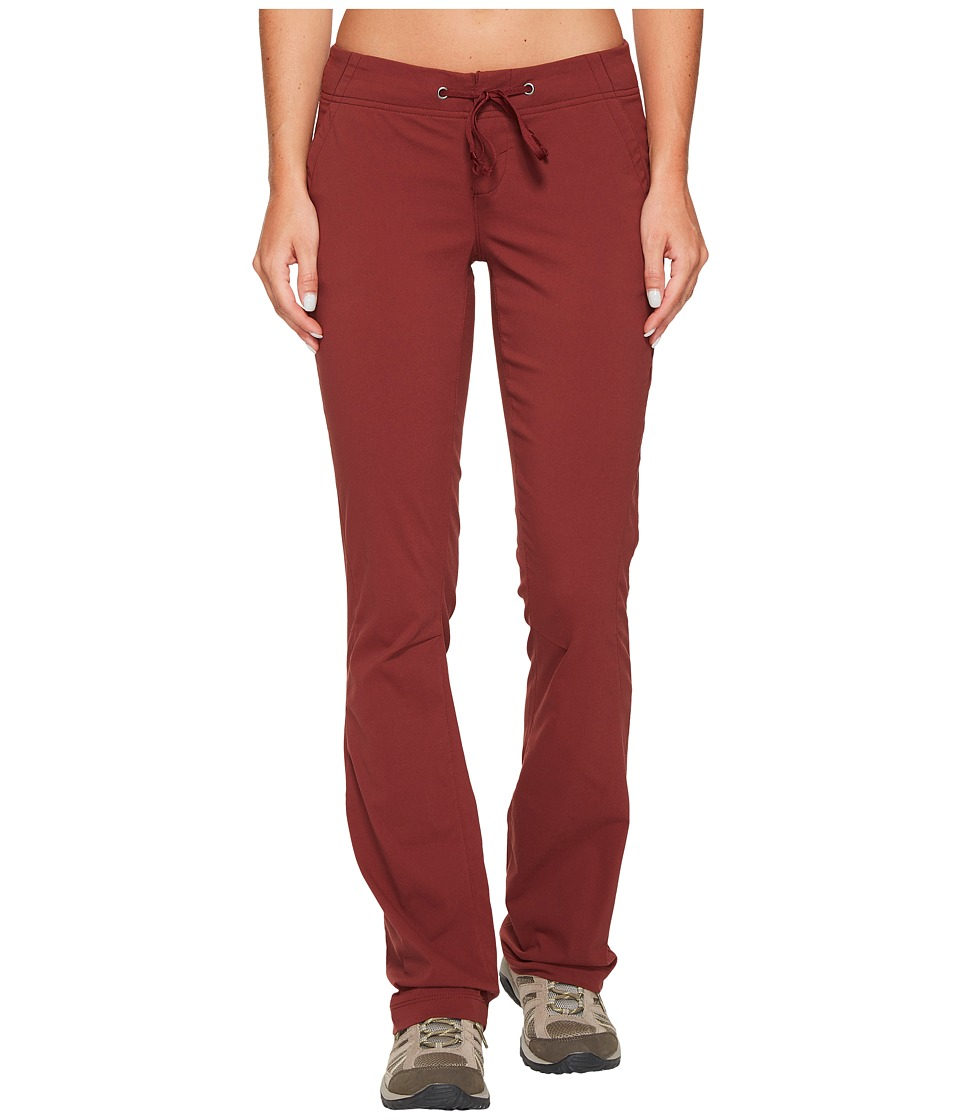 Columbia - Anytime Outdoortm Boot Cut Pant (Bloodstone) Women's Casual Pants
