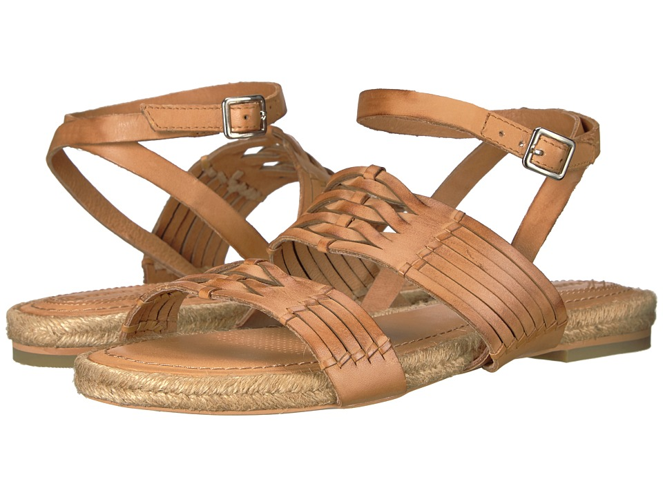 Corso Como - Pennisula (Camel Brushed Leather) Women's Sandals