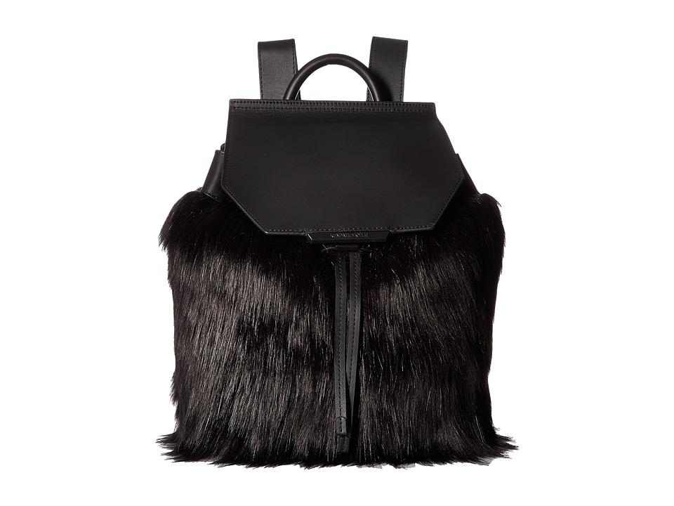 KENDALL + KYLIE - Nancy (Black) Backpack Bags