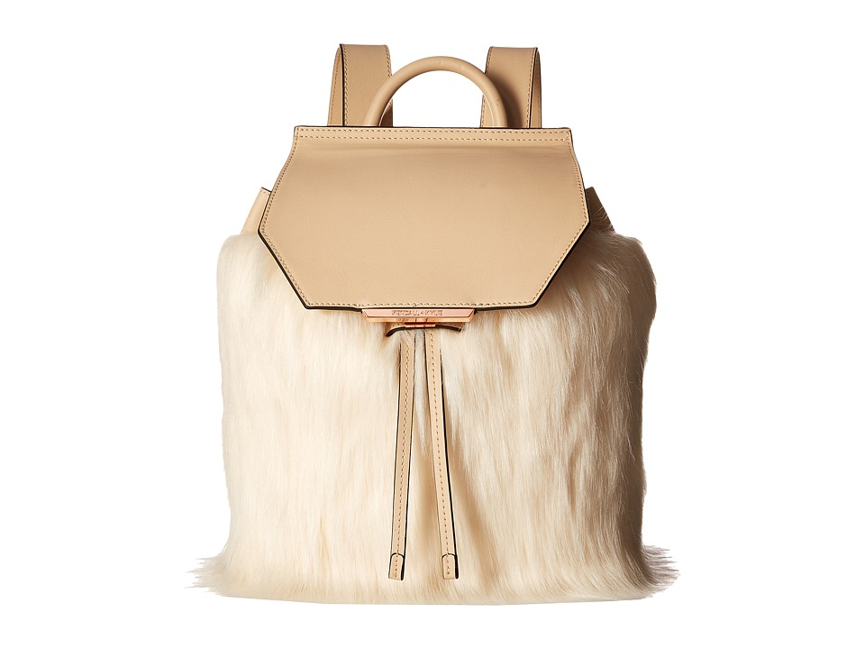 KENDALL + KYLIE - Nancy (Cream Tan) Backpack Bags