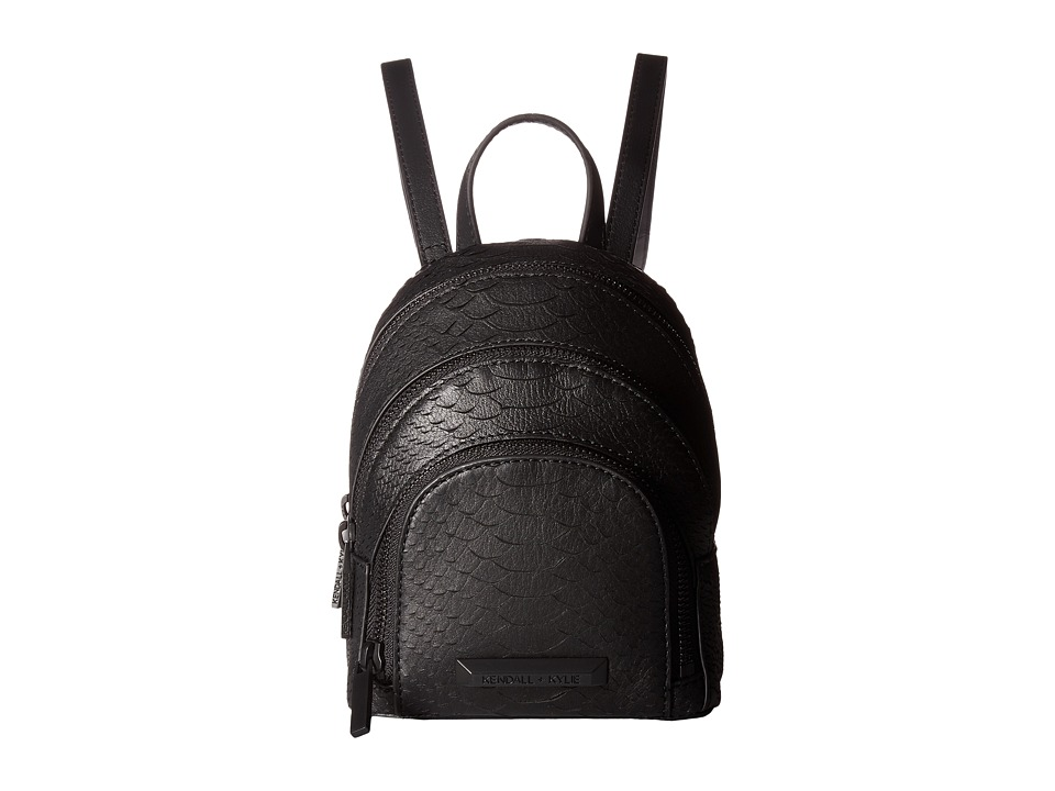 KENDALL + KYLIE - Sloane Nano (Black) Backpack Bags