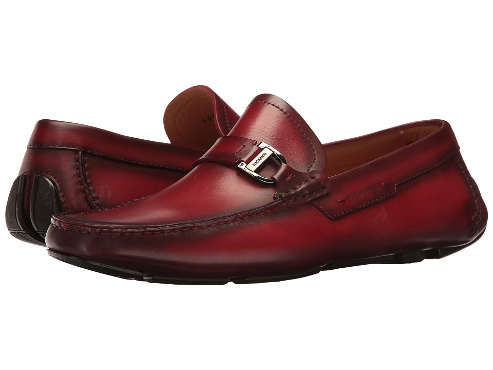 Magnanni - Dallas (Red) Men's Shoes