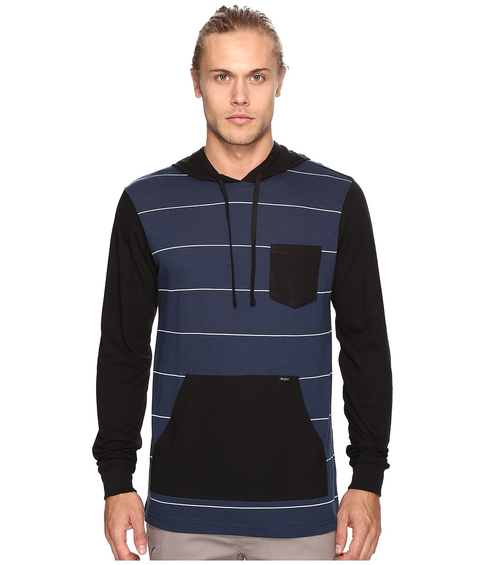 RVCA - Set Up Hoodie (Multi) Men's Sweatshirt