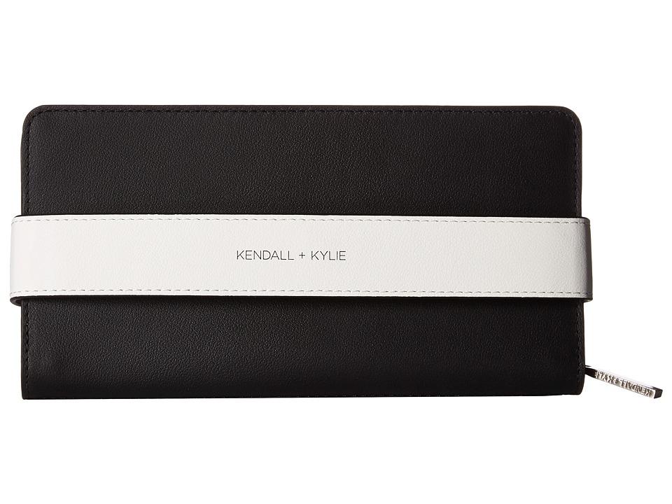 KENDALL + KYLIE - Rosie (Black/White) Handbags