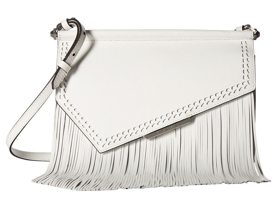 KENDALL + KYLIE - Ginza Fringe (White) Handbags