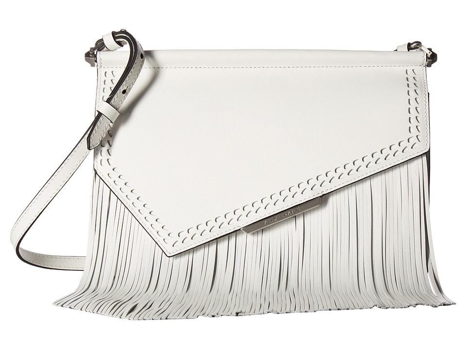 KENDALL + KYLIE - Ginza Fringe (White) Handbags