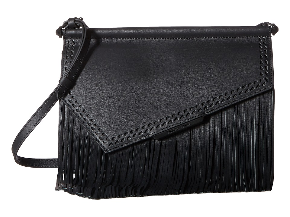 KENDALL + KYLIE - Ginza Fringe (Black) Handbags