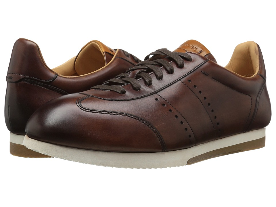 Magnanni - Isco (Mid Brown) Men's Shoes