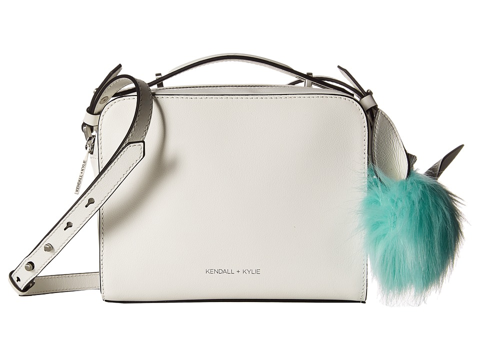 KENDALL + KYLIE - Lucy (White) Handbags