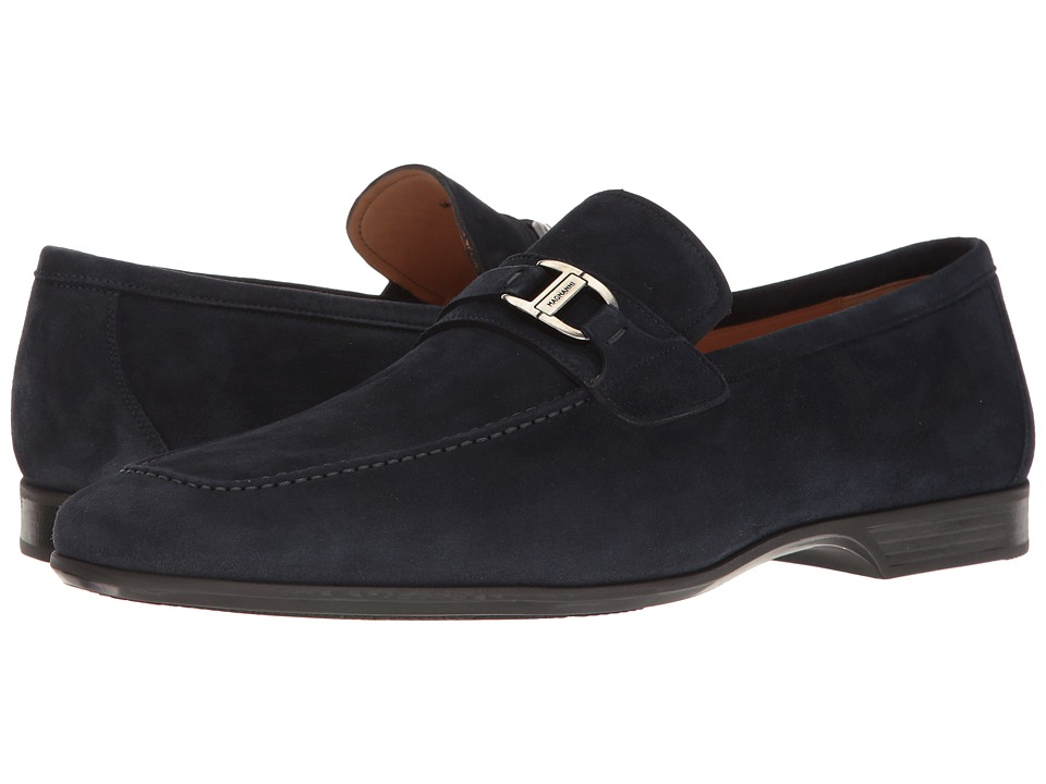 Magnanni - Reva (Navy) Men's Shoes