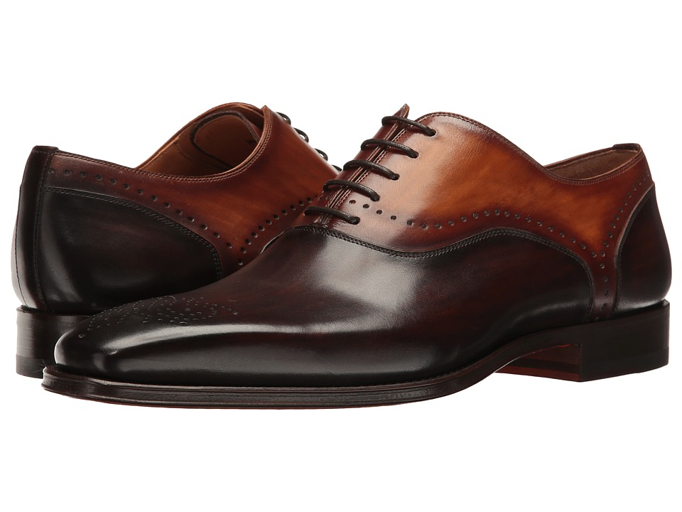 Magnanni - Preston (Brown) Men's Shoes
