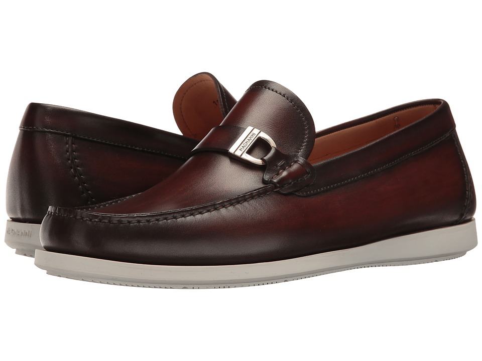 Magnanni - Seca (Mid Brown) Men's Shoes