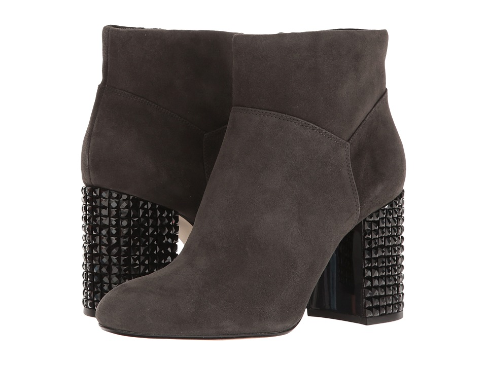 MICHAEL Michael Kors Arabella Ankle Boot (Charcoal) Women