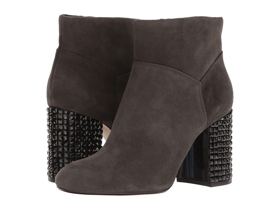 MICHAEL Michael Kors Arabella Ankle Boot (Charcoal) Women