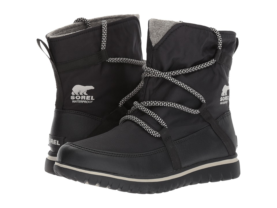 SOREL Cozy Explorer (Black) Women
