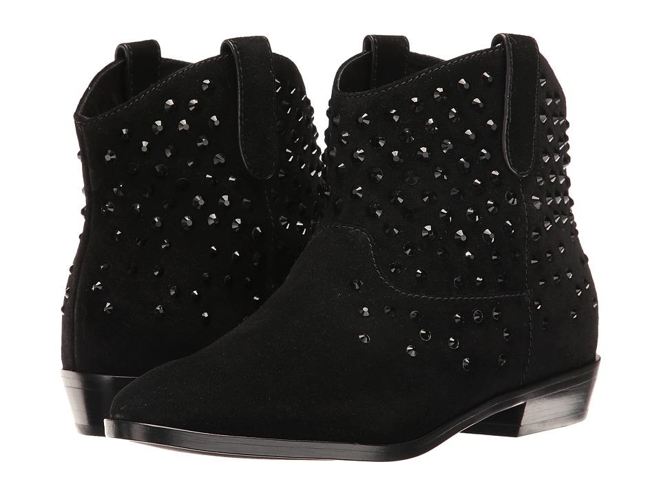 MICHAEL Michael Kors - Dani Bootie (Black) Women's Pull-on Boots